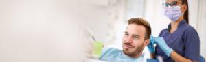 Professionelle Zahnreinigung beim Zahnarzt zur idealen Prophylaxe & Mundhygiene